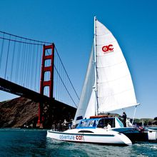 YPE Wind-Powered Happy Hour ON the Bay - Part II
