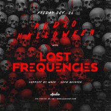 Audio Halloween w/ Lost Frequencies