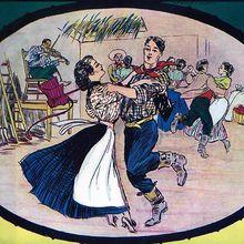 Vintage Invasion Dance Party