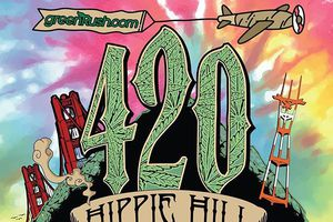 420 Hippie Hill 2018 - What...