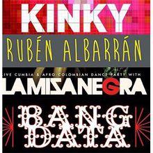 Annual Dia De Los Muertos Concert and Halloween Party with KINKY, RUBÉN ALBARRÁN NO DJ SET (OF CAFÉ TACVBA)