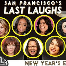 San Francisco's Last Laughs - New Year's Eve Countdown Show