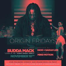 Budda Mack Performing Live!