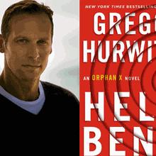 GREGG HURWITZ at Books Inc. Palo Alto