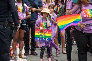 SF Pride Parade & Celebrati...