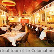 Father's Day Dining at Le Colonial in San Francisco