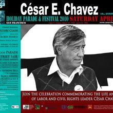 Cesar E. Chavez Holiday Parade & Festival