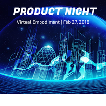 VR Product Night: Virtual Embodiment