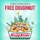 National Doughnut Day - Free Krispy Kreme