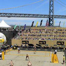 AVP San Francisco OPEN at Piers 30-32