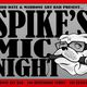 Spike's Open Mic & Sunday Sessions