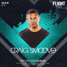 Craig Smoove at #FlightFridays