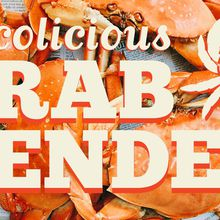 2018 Tacolicious Crab Bender | Crab + Cold-Ones