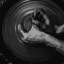Mindful Ceramics :  A Holiday Group Experience