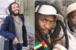 Ziggy Marley+Steel Pulse w/...