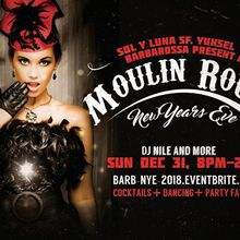 Moulin Rouge NYE at Barbarossa