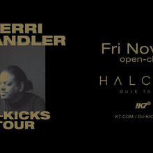 Kerri Chandler- DJ Kicks Tour