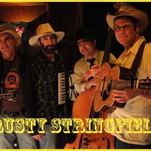Rusty Stringfield and special guests to be announced - Private Parlor Show (($10 before/$15 day of show))