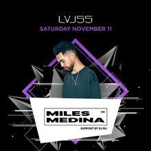 Miles Medina at LVL55