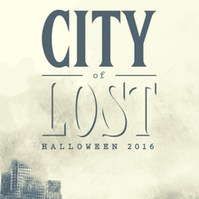 City of Lost - Halloween 2016 - Coyu + Dosem (Fri), Astronomar + Bot (Sat)