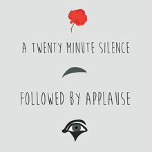 Shawn Wen book release: A Twenty Minute Silence Followed by Applause