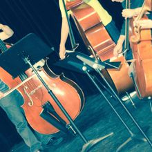 MUSIC MONDAYS - CELLO WORKSHOP SEPT 25