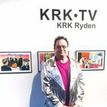 Artist Talk & Closing Reception, KRK TV: Work by KRK Ryden