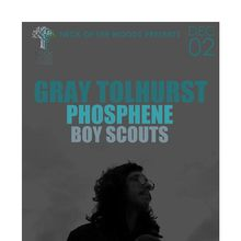 An Eve of Shoegaze & Indie: Phosphene, Gray Tolhurst, Boy Scouts