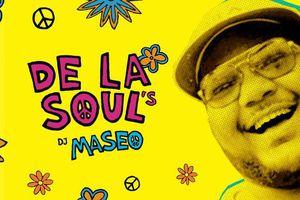 DJ Maseo (De La Soul) with ...