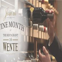 Wine Month at The Restaurant