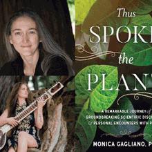 MONICA GAGLIANO PhD with BETTINA MAUREENJI at Books Inc. Berkeley