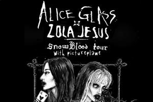 Alice Glass - SnowBlood Tou...