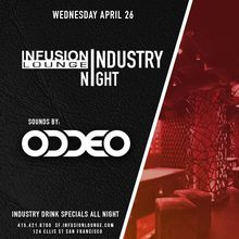 ODDEO at #IndustryNight