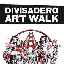 Divisadero Artwalk
