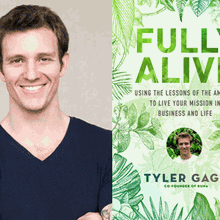 TYLER GAGE at Books Inc. Mountain View