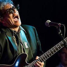 Bay City Blues w/ Chris Cain Special Guest: Rusty Zinn