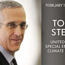 Going to Paris: Ambassador Todd Stern