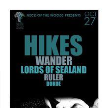 HIKES Wander, Lords of Sealand, Ruler, Dokoe