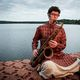 North Indian Ragas on Saxophone and Esraj