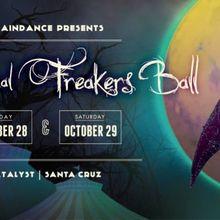 Freaker's Ball, 21st Annual Halloween costume party - Giraffage
