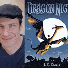 Storytime with J.R. KRAUSE at Books Inc. Berkeley