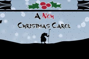 A Noh Christmas Carol