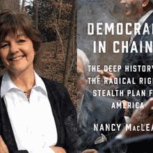 NANCY MACLEAN at Books Inc. Berkeley
