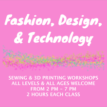 Fashion, Design, & Technology
