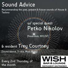 Sound Advice: Petko Nikolov