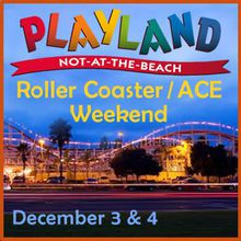 Roller Coaster Weekend at Playland-Not-at-the-Beach