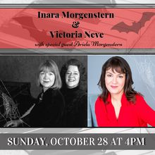 Inara Morgenstern & Victoria Neve:  Scary Concert!