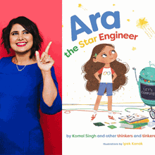 Storytime with KOMAL SINGH at Books Inc. Campbell