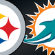 Pittsburgh Steelers vs. Miami Dolphins NFL Playoffs Game at Jake's Steaks