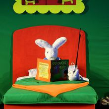 Mermaid Theatre of Nova Scotia Presents: Goodnight Moon & The Runaway Bunny